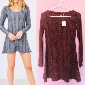 Urban Outfitters NWT BDG sweater dress